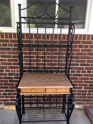 Beautiful baker's rack! for Sale in VA, US