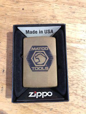 Zippo lighter Matco for Sale in Fontana, CA