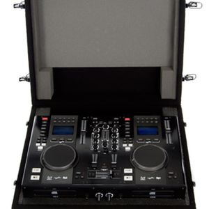 Edison Scratch 2500 Professional DJ CD/USB/Bluetooth with Mixing Board for Sale in Long Beach, CA
