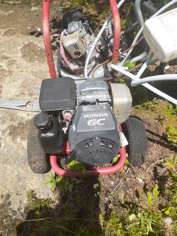 5 Hp Honda Engine on pressure washer for Sale in Brentwood,  TN