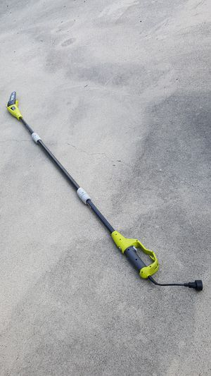 Ryobi electric pole saw for Sale in Belton, TX