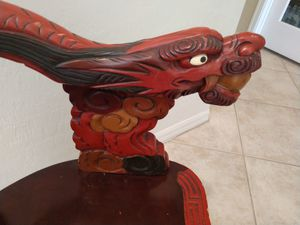 Make an offer! Antique CHINESE chair. Made in Japan for Sale in Las Vegas, NV