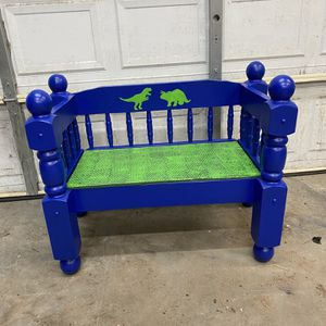Bedframes turned into bench kids size for Sale in Yelm, WA