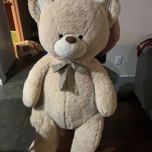 3 Foot Teddy Bear Excellent Condition for Sale in San Diego, CA