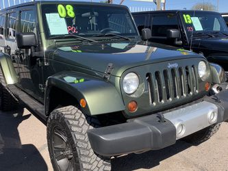 2008 Jeep Wrangler Buy Here-Pay Here!!! for Sale in Phoenix,  AZ