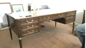 Baker Antique Desk for Sale in Tracy, CA