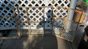 House gates for dogs and or little humans. for Sale in Oregon City, OR