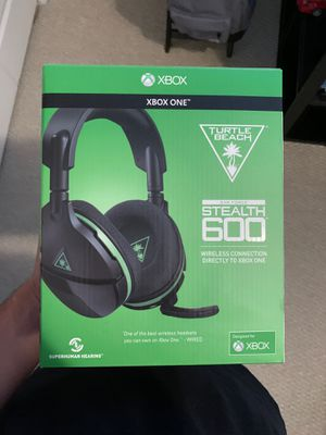 TURTLE BEACH 600 WIRELESS GAMING HEADSET BRAND NEW for Sale in Miami, FL