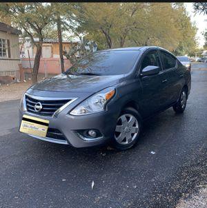 2017 Nissan Versa LoW Miles. for Sale in Tucson, AZ