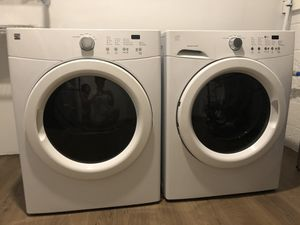 Kenmore Washer and Dryer for Sale in Cresskill, NJ