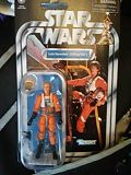 Brand new Star Wars Luke Skywalker X-Wing pilot Kenner vintage collection figure on open Mint Condition for Sale in Orlando, FL