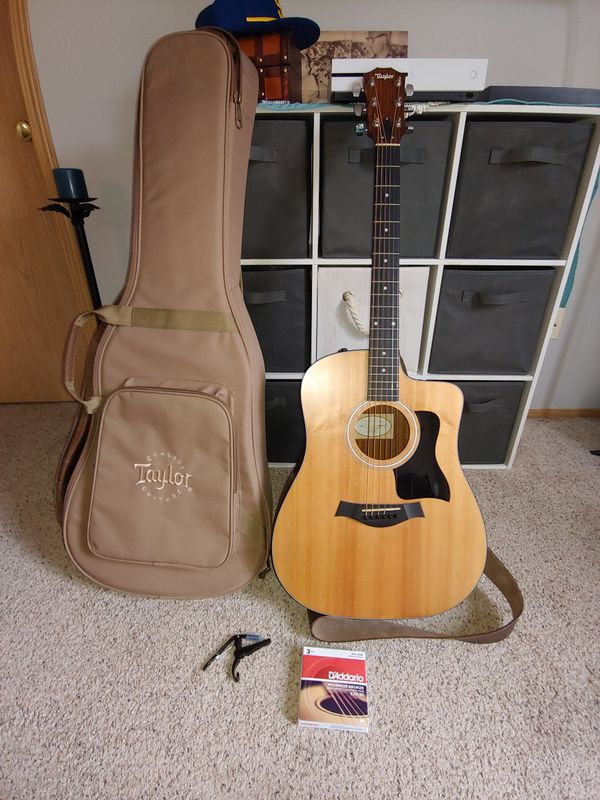Taylor 110ce Acoustic Electric For Sale In Monroe Wa