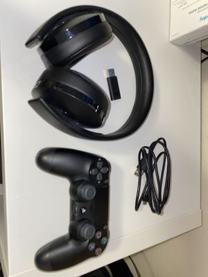 Sony Gold Gaming Headset for Sale in Riverside, CA