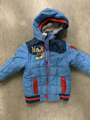 Mickey Mouse winter jacket (2piece) for Sale in Tamarac, FL
