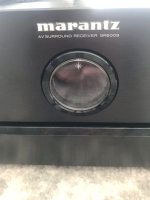 Marantz receiver SR6009 for Sale in Columbia, MD