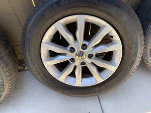 2015 Dodge Durango rims and tires for Sale in Mission Viejo, CA