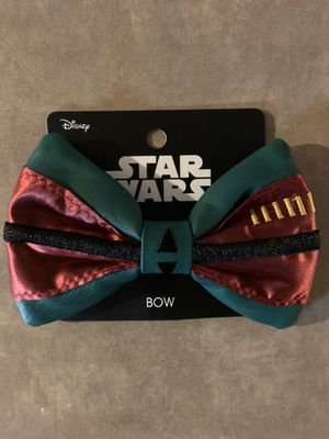 Star Wars Boba Fett Hair Bow / Bow Tie [see pictures for details] for Sale in Colorado Springs, CO