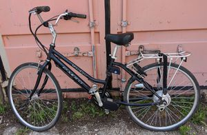 eMoto VeloCity Electric Bicycle - No Battery for Sale in Oak Park, IL