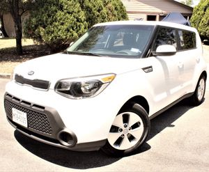 2016 KIA SOUL PLUS $10,499 CASH 44,778 MILES NEW TIRES NO ACCIDENTS CLEAN TITLE CLEAN CARFAX AUTOMATIC VIN: KNDJN2A23G7828207 for Sale in San Antonio, TX