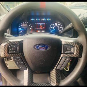 Ford F-150 Carbon Fiber Insert 2015-2020 for Sale in Fresno, CA