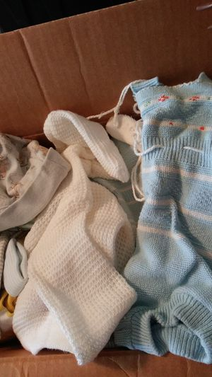Baby clothes neborn boys 3 ti 6 months 0 to 3 for Sale in Riviera Beach, FL