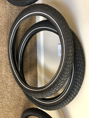 Bike Bicycle Tires Schawble 20 x 2.125 New $20 Each for Sale in Lakeside, CA