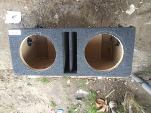 2 10 sub box for Sale in Burien, WA