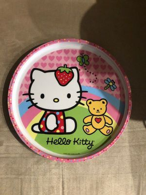 Hello Kitty Plate for Sale in Philadelphia, PA