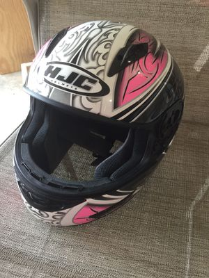 Motorcycle helmet for Sale in Trenton, MI