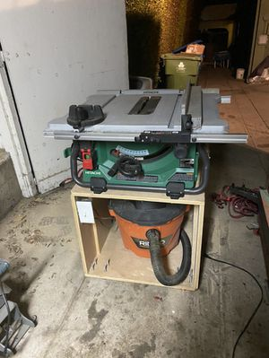 """Hitachi 10"""" Table Saw for Sale in Los Angeles, CA"""
