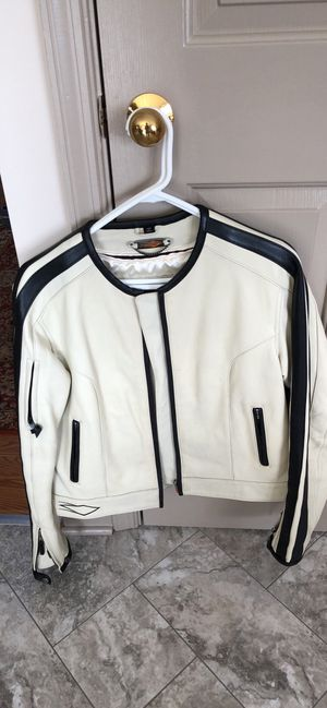 Power Trip Leather Riding Jacket for Sale in Staunton, VA
