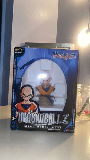 Dragonball Z Krillin Collectible for Sale in Ocala, FL