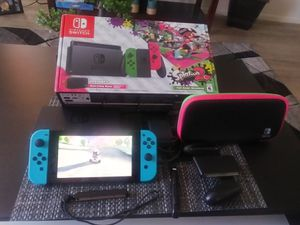 nintendo switch bundle for Sale in Phoenix, AZ