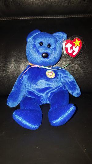 Ty Beanie Babies. Clubby the official Club bear for Sale in Santa Ana, CA