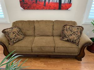 Gently used Couch Set for Sale in Riverside, CA
