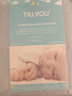 Kids Toddler Gray Sheet Set (crib Size) for Sale in Long Beach,  CA
