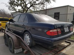 Mercedes Benz w210 e430 parts parting out for Sale in Tom Bean, TX