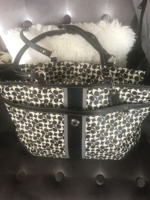 Coach diaper bag for Sale in Tinley Park, IL