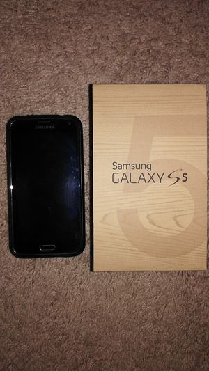 Samsung Galaxy S5 for Sale in Renton, WA