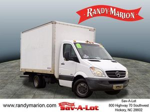 2012 Mercedes-Benz Sprinter Chassis-Cabs for Sale in Hickory, NC