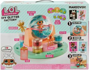Brand New LOL doll DIY glitter factory for Sale in Palmdale, CA