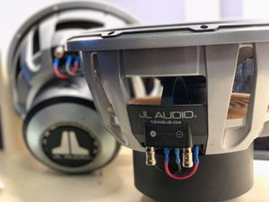 13'' Jl Audio W6V2. 4 subs for Sale in Corpus Christi, TX