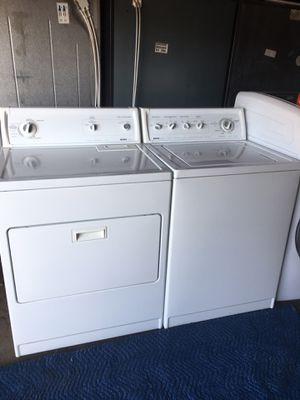 Kenmore washer and electric dryer serie 80 set for Sale in San Leandro, CA