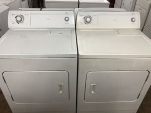 Whirlpool Electric Dryer Heavy Duty Free Delivery and Install for Sale in Collinsville, IL