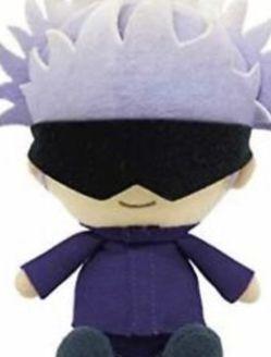 Jujutsu Kaisen Satoru Gojo Official Plush Doll Chibi Anime Japan Manga for Sale in Vienna,  VA