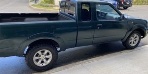 ***2001 NISSAN FRONTIER XE X-Cab 5 SPEED COLD AC*** for Sale in Ewa Beach, HI
