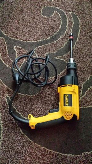"DeWALT 1/2"" Variable Speed Reversible Hammer Drill for Sale in Everett, WA"