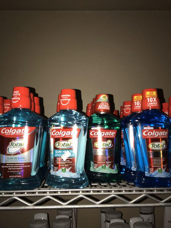 Colgate mouthwash 500ml