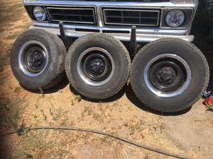 Rims, Chevy Silverado for Sale in Pico Rivera, CA
