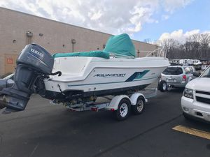 Aqua sport classic boat fishing boat 23' for Sale in Woodbridge, VA